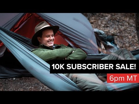 10K Subscriber Live Sale & Giveaway