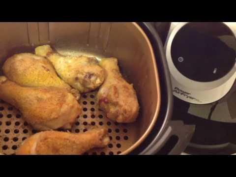 Air Fryer XL / Fried Chicken Legs!