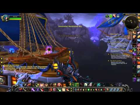 The Isle of Thunder Intro (Alliance)