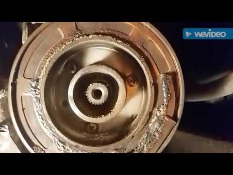 06 altima a/c clutch replacement