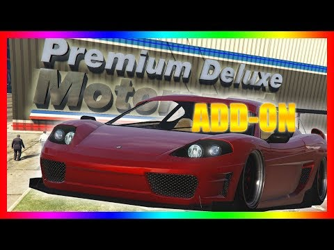 Adding vehicles into PDM Mod