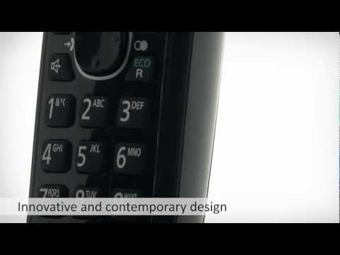 Panasonic nuisance call blocker TG806 Series Cordless Telephone