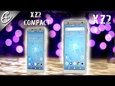 Sony Xperia XZ2 & XZ2 Compact - A New Direction? Hands On!