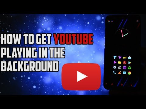 Play YOUTUBE in the BACKGROUND on Samsung Galaxy S8/S8+ | NO ROOT & ROOT