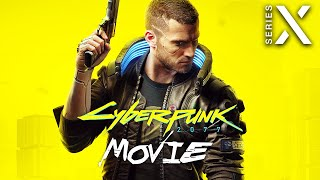 CYBERPUNK 2077 All Cutscenes (XBOX SERIES X) Game Movie 1080p 60FPS HD