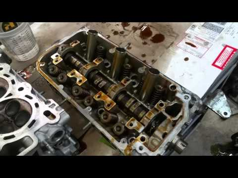 WATCH WHAT HAPPENS IF YOU DON'T REPLACE YOUR TIMING BELT ON HONDA ACURA 3.2L 3.5L 3.7L J-SERIES
