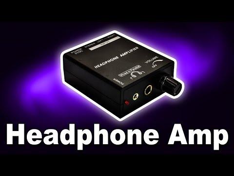 Headphone Amplifier (Hindi)