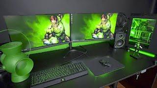 The Ultimate Green Lantern Gaming Setup!