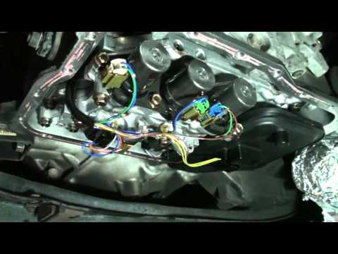 Mazda Protege Automatic Transmission Oil & Filter Change