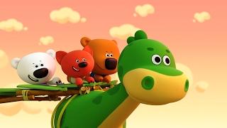 Download 🐻 Ми-ми-мишки - Динозаврик 🐲 Новые мультики 2017 для детей Video