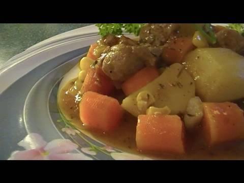Fast Pork Stew