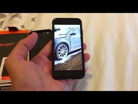 Spigen iPhone 7 & 8 case - review