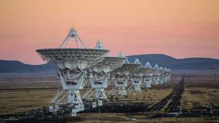 MYSTERIOUS REPEATING RADIO SIGNALS FROM DEEP SPACE