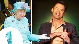 Download ″She had no idea!″ Hugh Jackman on surprising The Queen. Video