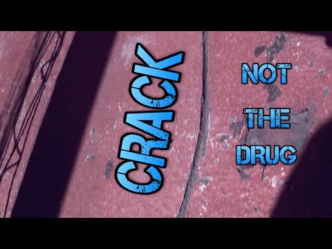 Fix Crack on Concrete Stairs: Fixed with some cement