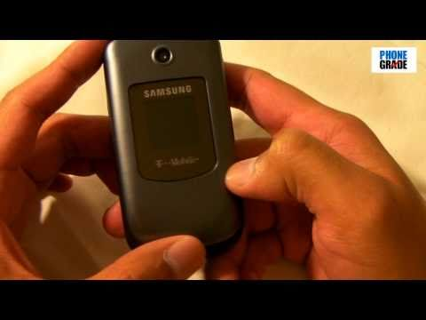 Samsung SGH-T139 Review (T-Mobile Pre-Paid)