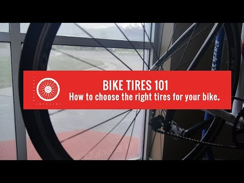 Bike Tires 101 : The basics of bike tire sizing