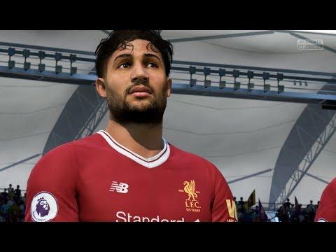 FIFA 18 Liverpool Career Mode | FEKIR SCORES ON HIS DEBUT! | WORLD CUP QUARTER-FINAL | Episode #32