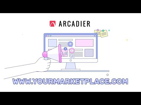 Build Your Own Online Marketplace for Free with Arcadier