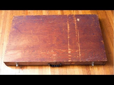 Man Finds A Mysterious Box And What He Saw Inside Is Still Unexplained