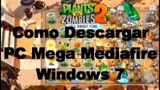 descargar plantas vs zombies 2 para pc mega español