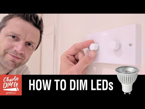 How to Dim GU10 LEDs