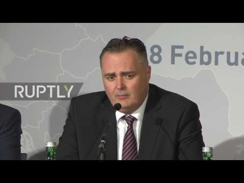 Austria: Balkan route countries seek complete shutdown of undocumented migration