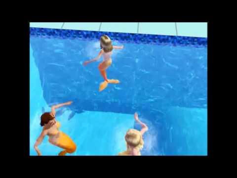 sims 3 mermaids