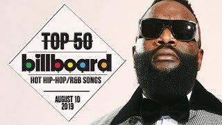 Top 50 • US Hip-Hop/R&B Songs • August 10, 2019 | Billboard-Charts
