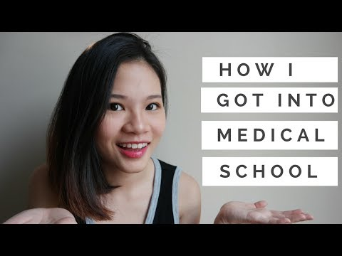 How I Got Into Medical School? (despite not so good results) [Australia]