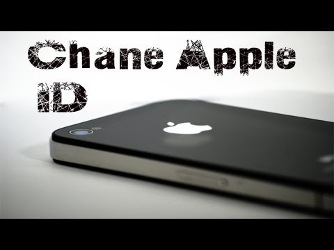 How to change your Apple ID From Your iPhone - iPhone Tutorial