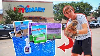 Whatever My BUNNY Touches I BUY CHALLENGE!? (EXPENSIVE)