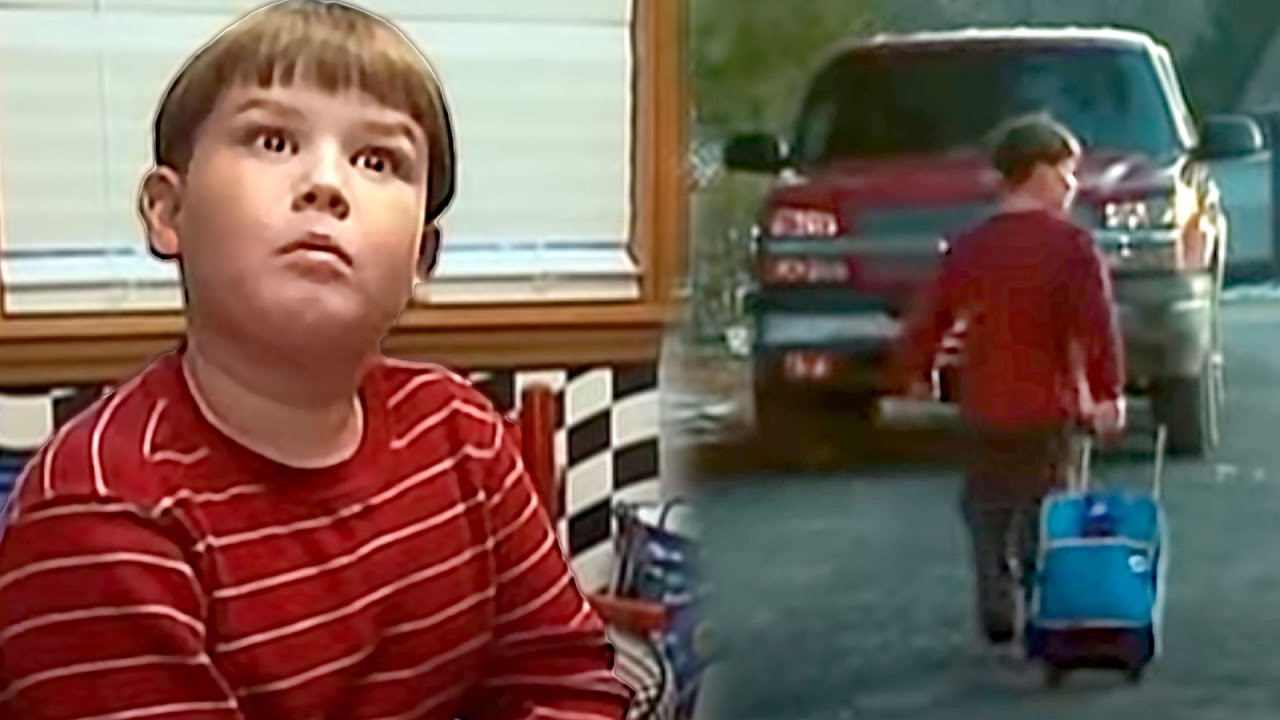 7 Year Old Leaves Home After They Take Away His Bacon
