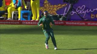 South Africa vs Australia - 3rd ODI - Australian Innings Highlights
