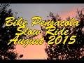 Bike Pensacola Slow Ride August 2015