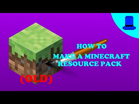 Tutorial - How to make a Texture Pack For Minecraft Windows 10 Edition