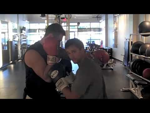 Boxing Techniques - Fighting A Bigger Opponent Boxing Techniques
