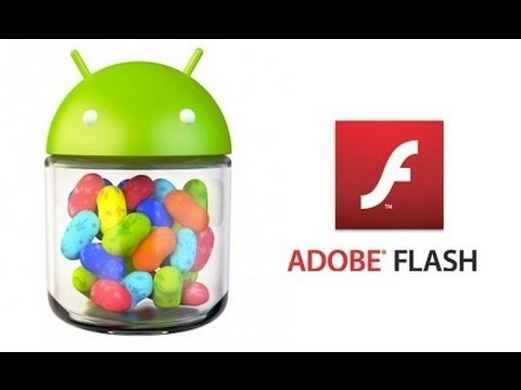 How to get adobe flash player on jelly bean 4.1.x
