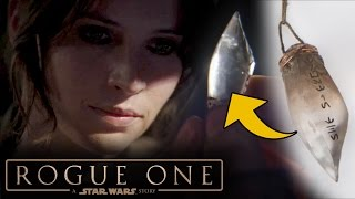 Did You Know: Rogue One A Star Wars Story - Easter Eggs, Inspirations, Trivia, and More!