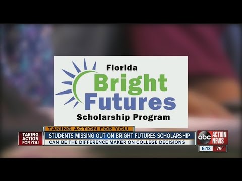 Students missing out on Bright Futures Scholarship