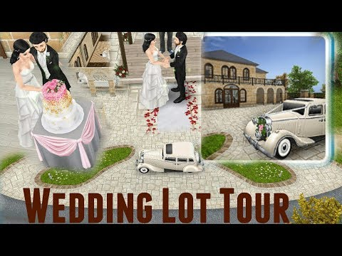 Simsfreeplay - Wedding Ceremony and Reception House Tour