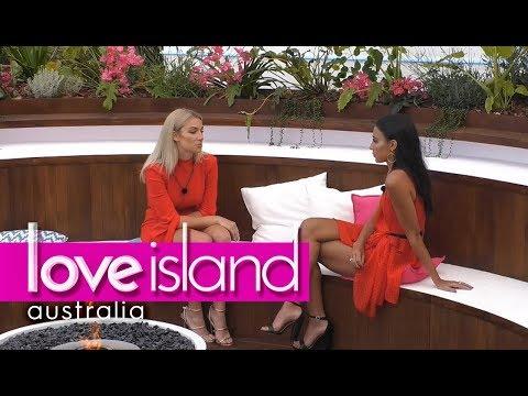 Cassidy confronts Tayla in intense showdown | Love Island Australia 2018