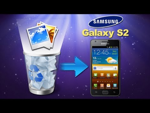 Galaxy S2/S3/S4 Photos Recovery: How to Recover Deleted Photos on Samsung Galaxy S2/S3/S4?
