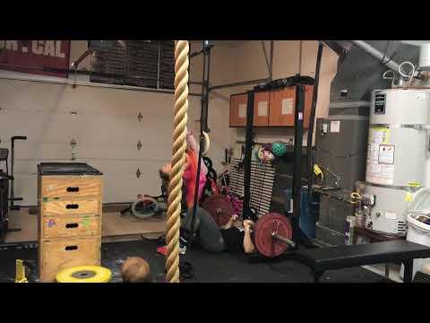 Close Grip Floor Press