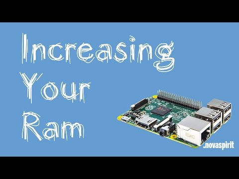 Increasing Ram on your Raspberry Pi with ZRAM