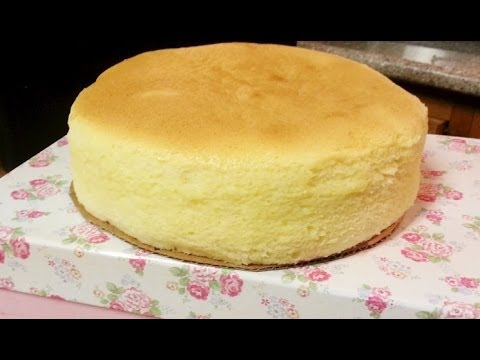 How To Make Soft As Cotton Japanese Cheesecake