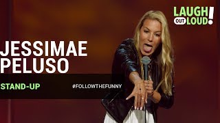 Jessimae Peluso is Sexually Frustrated | Stand-Up | LOL Network