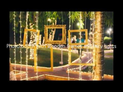 Splendid Wedding Photo Booth Ideas
