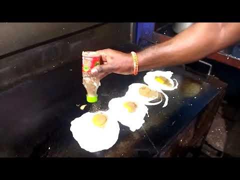 How Make Egg Half Boil - Magic