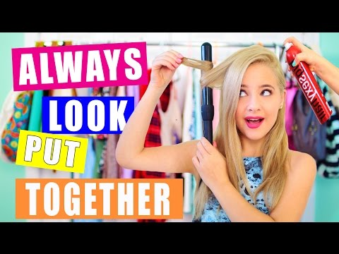 How To Always Look Put Together